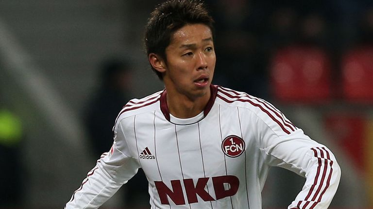 Hiroshi Kiyotake: Is happy to stay at Nurnberg despite interest from Aston Villa