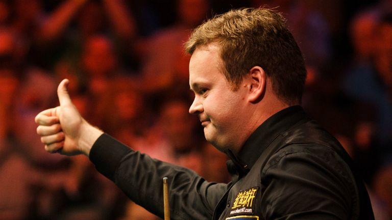 Shaun Murphy: won final two frames to beat Luca Brecel 6-5