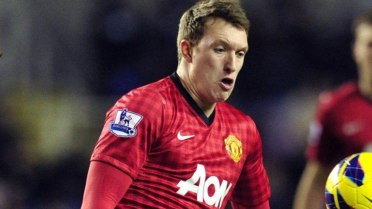 Phil Jones: Keen to continue playing in central defence
