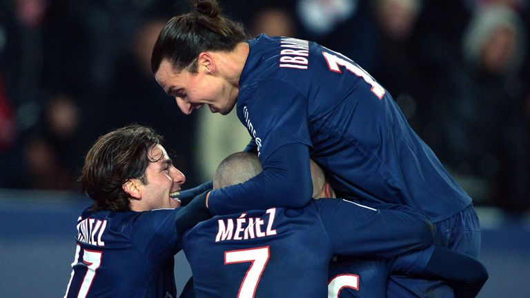 Paris Saint Germain: Set for bumper deal