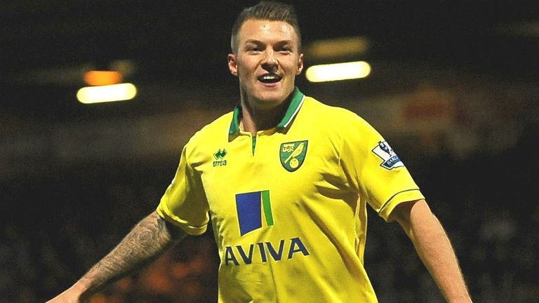 Anthony Pilkington: Norwich are unbeaten in 10 games in all competitions