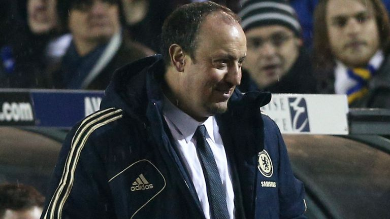 Rafael Benitez: Upset Everton with previous comments