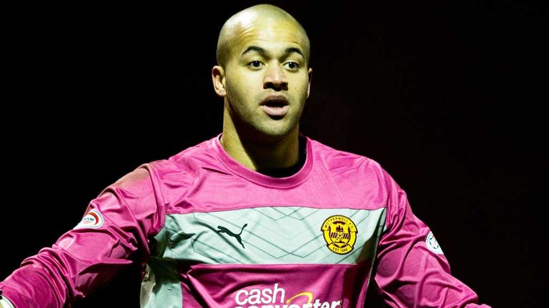 Darren Randolph: Poised to join Birmingham City from Motherwell