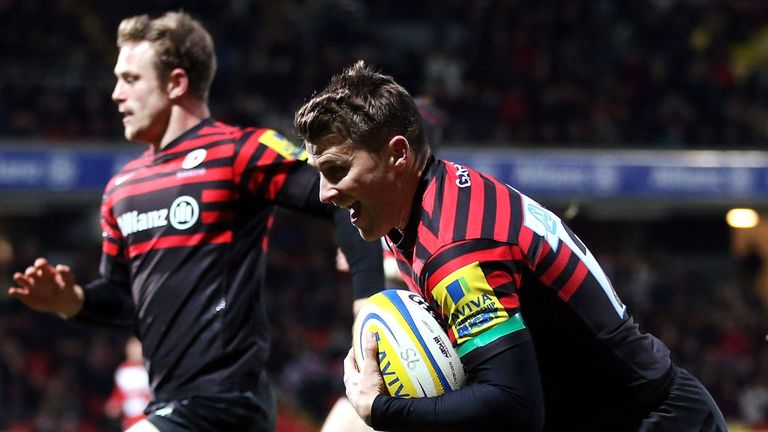 Saracens: Backed to cruise to victory against Sale on Sunday