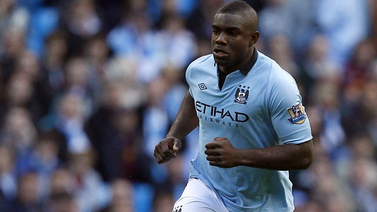 Micah Richards: Out since injuring a knee in October