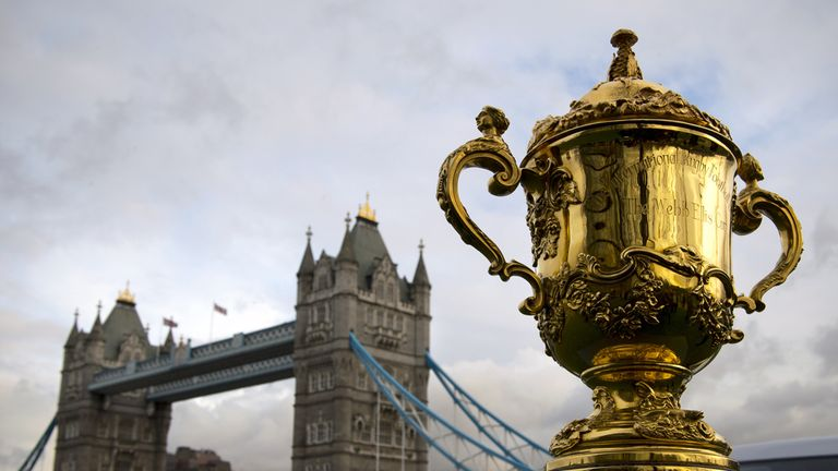 2015 Rugby World Cup: England face Australia and Wales