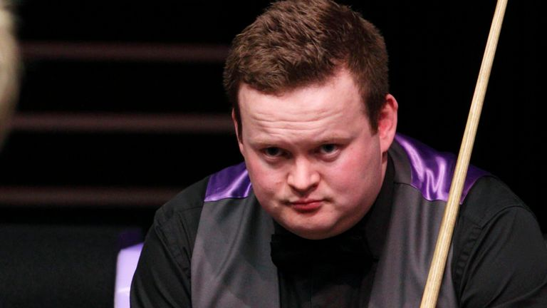 Shaun Murphy: Chasing second UK title of his career