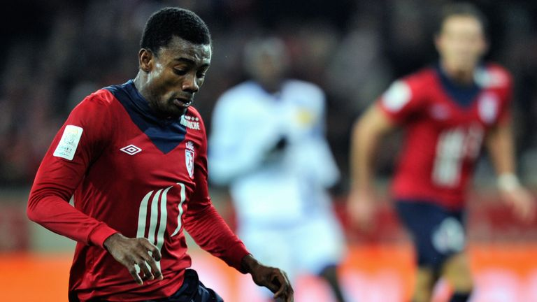 Salomon Kalou: Struggling to find his best form at Lille