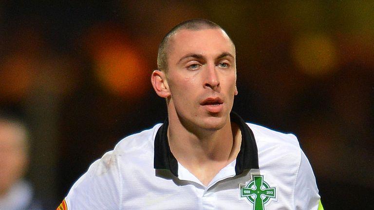 Scott Brown: Celtic captain back in action