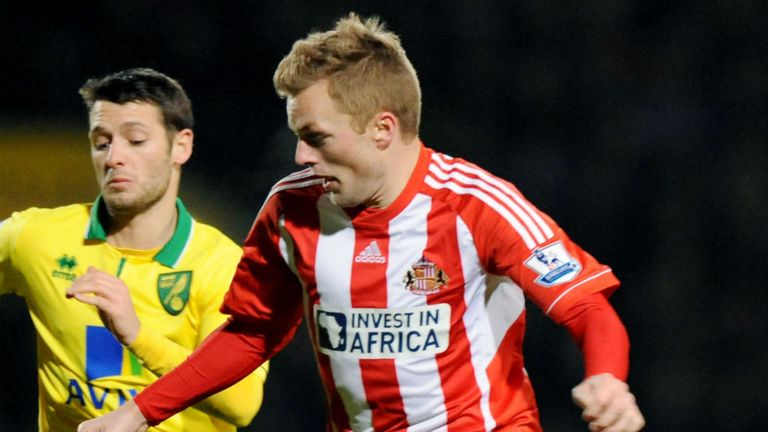 Seb Larsson: Motivated by humiliating defeat at Aston Villa