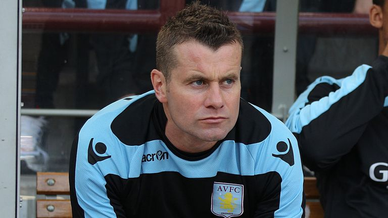 Shay Given: Lost his place to Brad Guzan