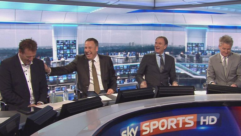 The Soccer Saturday panel have their say...