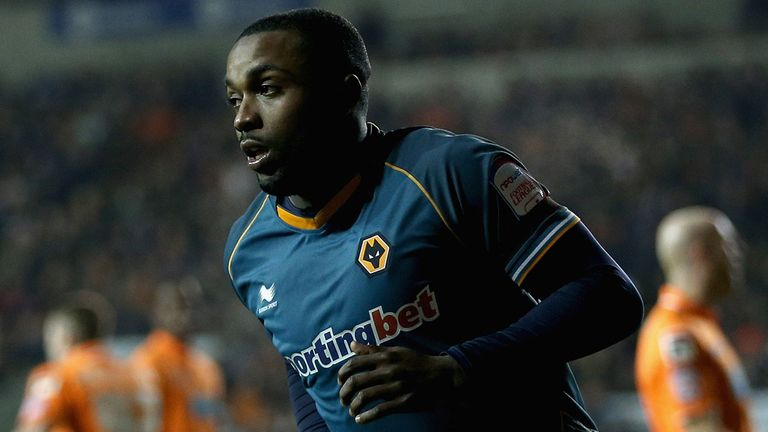 Sylvan Ebanks-Blake: Bagged a brace in 2-1 win at Blackpool on Friday