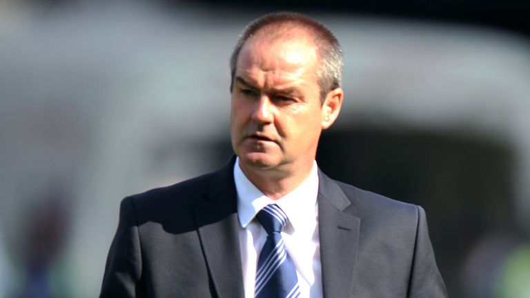 Steve Clarke says West Brom should be judged at the end of the season