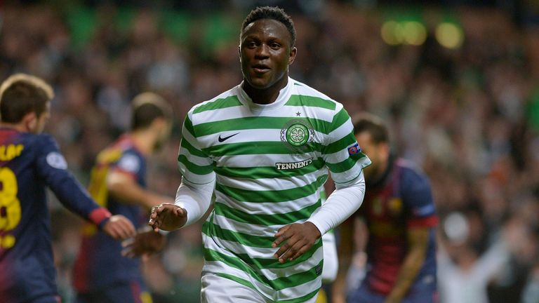 Victor Wanyama: Celtic midfielder says talks over his future are ongoing