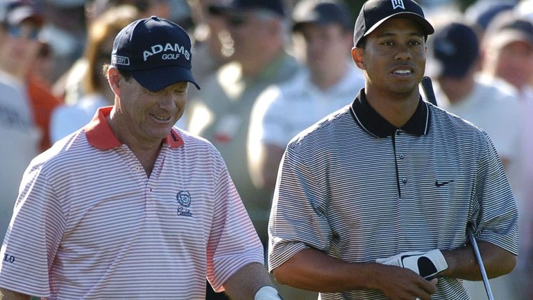 New US skipper Tom Watson wants Tiger in his team at Gleneagles