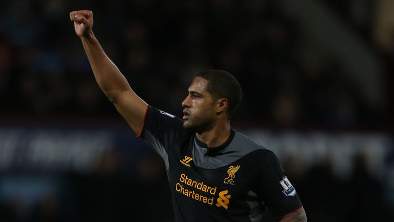 Glen Johnson: Wants to see Liverpool bounce back from Saturday's defeat