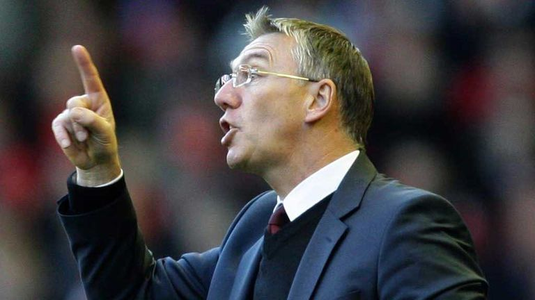 Nigel Adkins: Has been unable to edge Southampton away from trouble