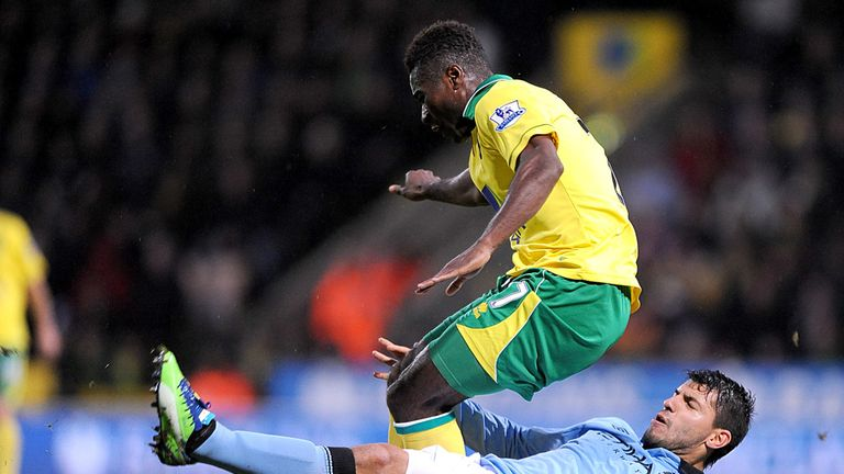 Alexander Tettey: Keen to make amends for Norwich's 5-2 home defeat to Liverpool