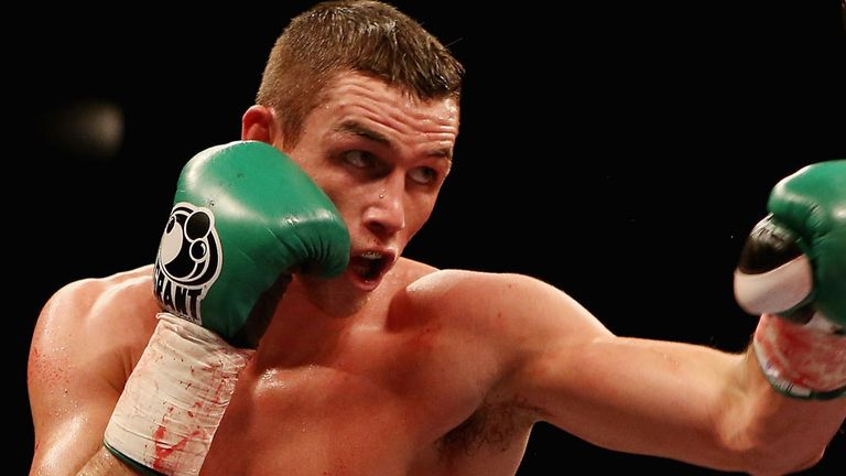Callum Smith: Expected to go all the way to the top