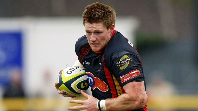 Andrew Coombs: Will make his Wales bow against Ireland on Saturday