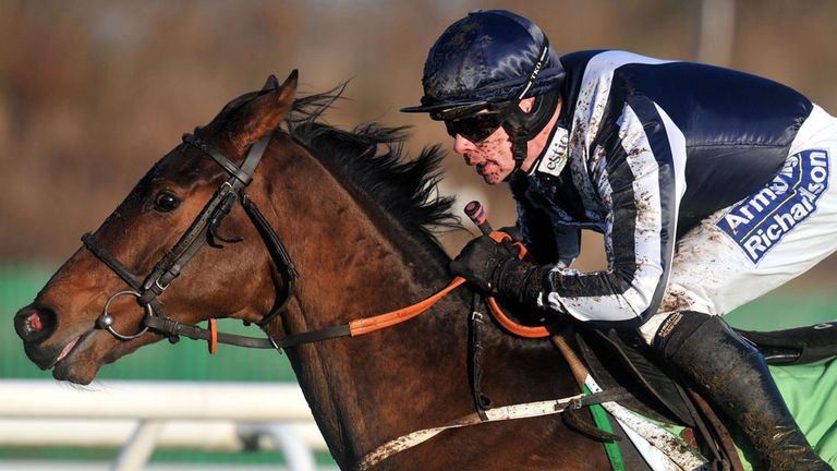 Countrywide Flame: Could take on Hurricane Fly