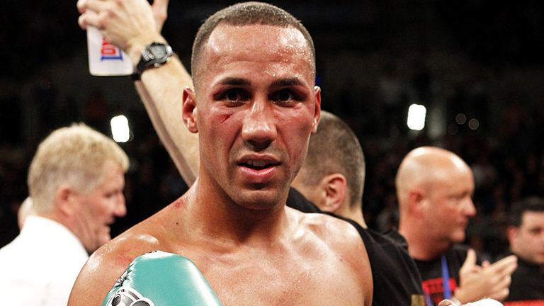 James DeGale: Believes he has got the style to beat Carl Froch