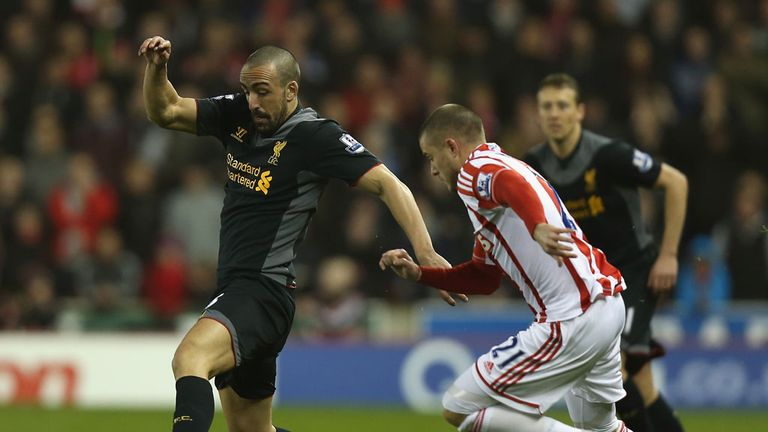 "Jose Enrique: Calling on Liverpool team-mates to ""fight for every point"""