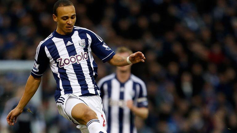 Peter Odemwingie: Subject of a £2m bid from QPR