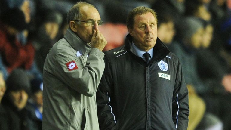 Joe Jordan: Has backed Harry Redknapp's side to avoid the drop
