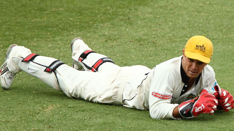 Michael Johnson: Spent 2012 out of first-class cricket