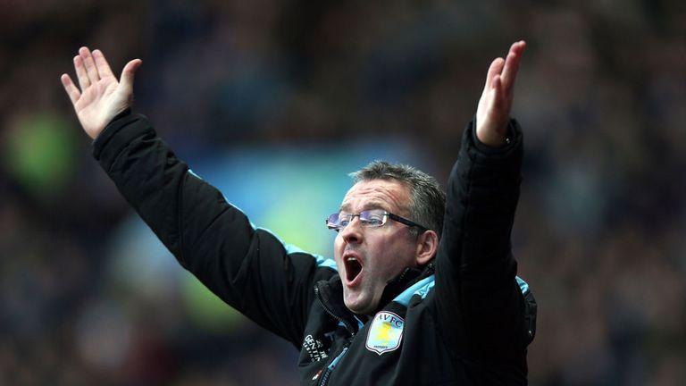 Paul Lambert: Cup run is for long-suffering Villa fans