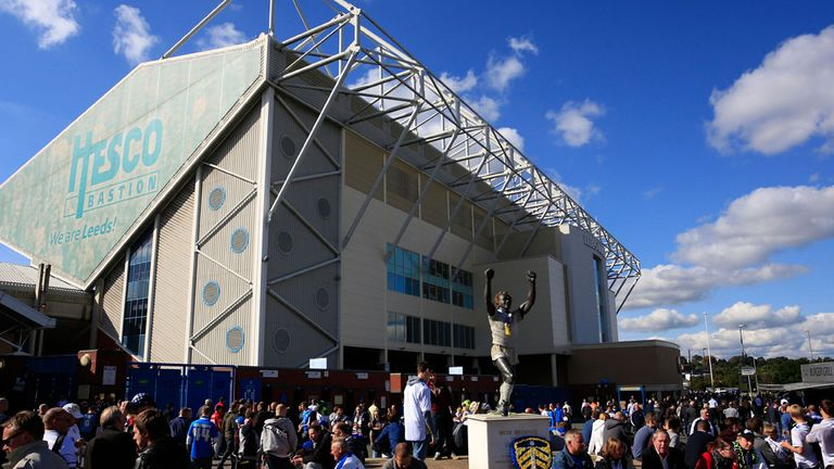 Leeds: Supporters are wary of accepting new club owners GFH