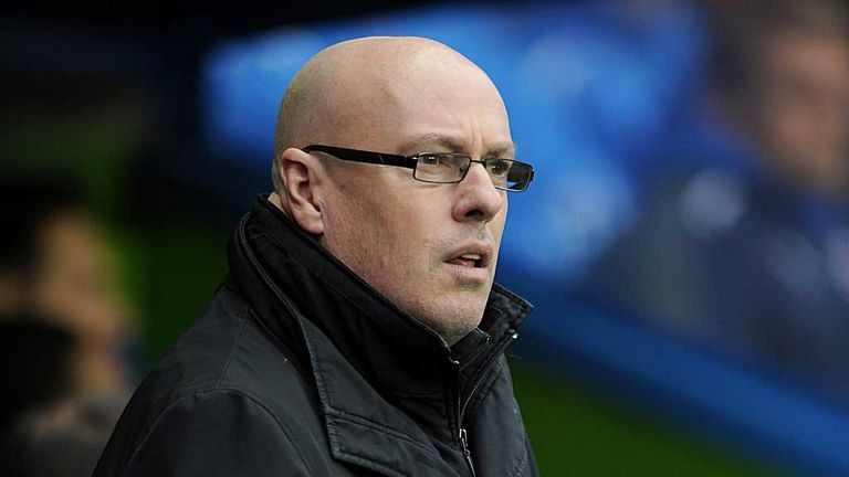 Brian McDermott: Keeping the faith going into 2013