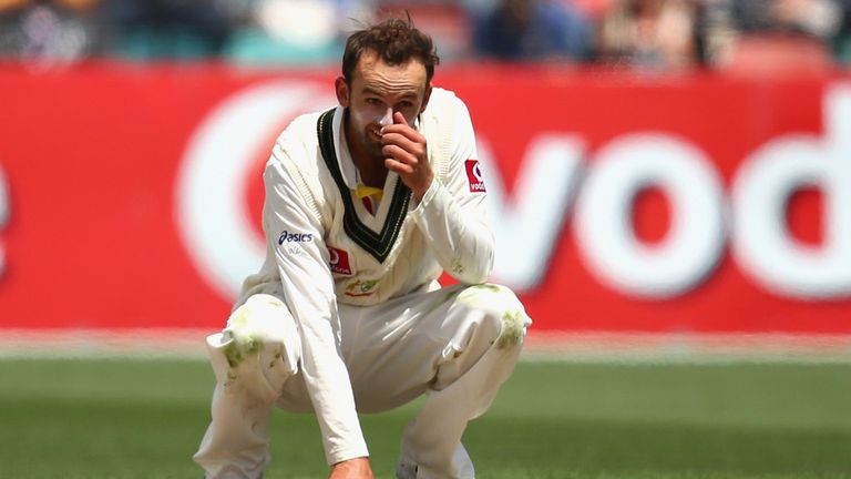 Nathan Lyon: Dropped despite career-best figures in India