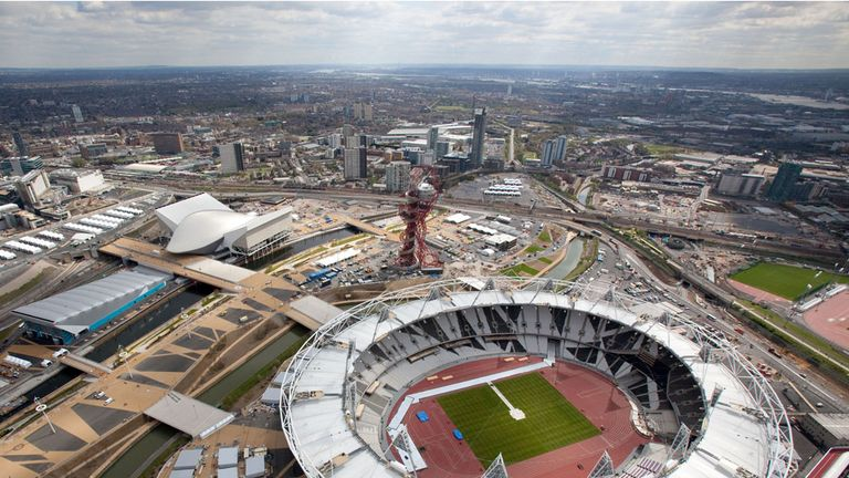 Olympic Stadium: West Ham hoping to move into new home