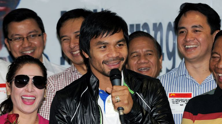 Pacquiao: will be firing on all cylinders in September, says Glenn