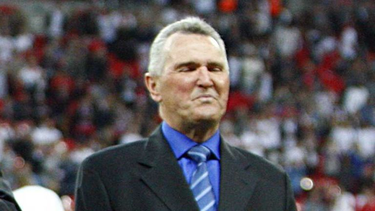 Terry Paine: Southampton legend named Honorary President