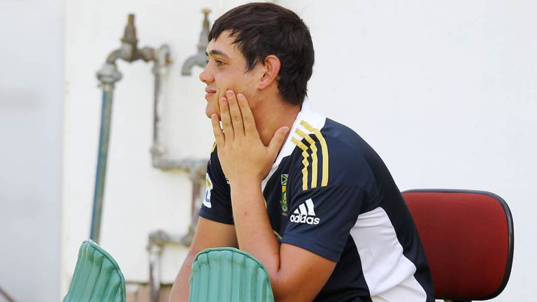 Quinton de Kock: Played in the three-match series against New Zealand earlier this year