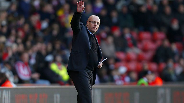Brian McDermott: Planning talks following Danny Guthrie's failure to participate in Sunderland game