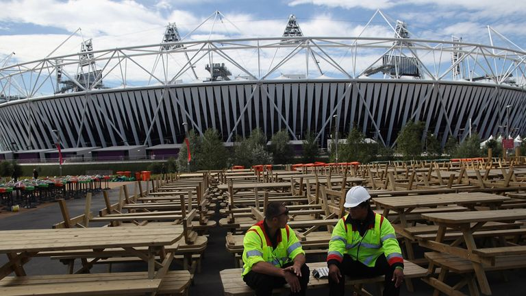 Sir Geoff Hurst believes the Olympic Stadium could lift West Ham to the elite