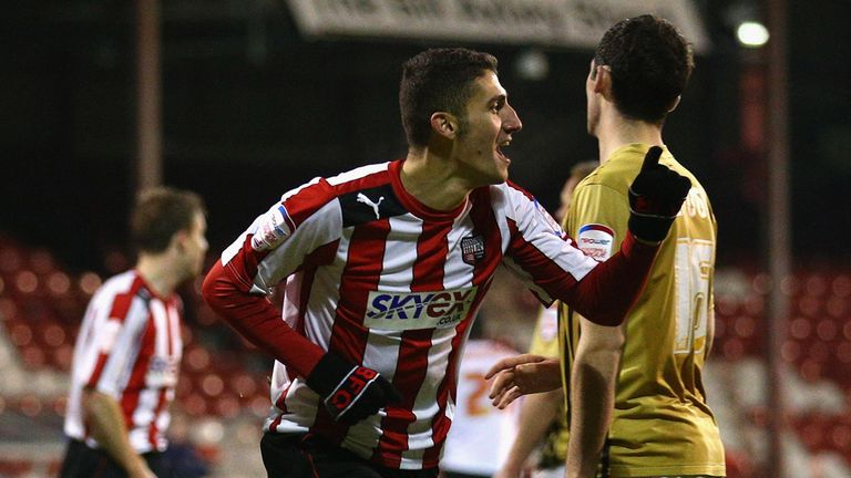 Marcello Trotta: Back at Griffin Park