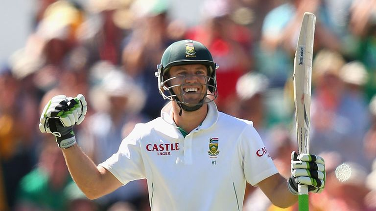 AB De Villiers: Struck 121 to help South Africa to victory