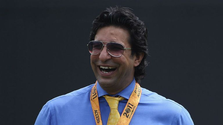 Wasim Akram: Has backed Bangladesh's decision to tour Pakistan