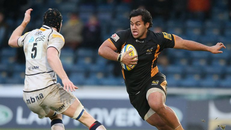 Billy Vunipola: Wasps disappointed with forward's decision to join Saracens