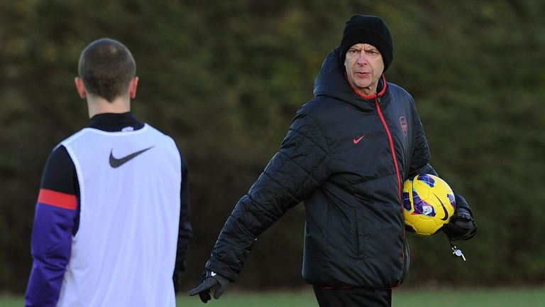Arsene Wenger: Arsenal manager is wary of the threat posed by Bradford