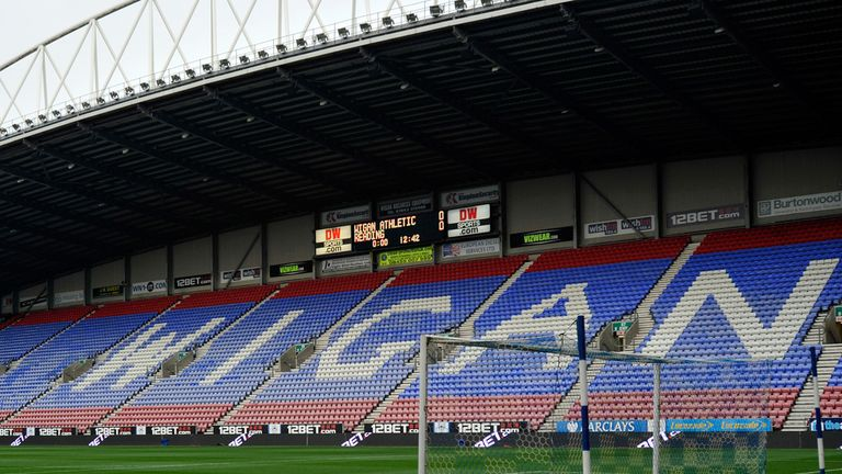 DW Stadium: Profit reported at home of Wigan Athletic