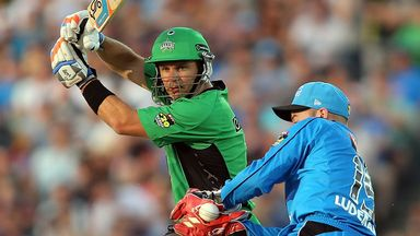 Brad Hodge: Rajasthan Royals batsman steered side to victory in final over