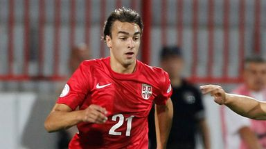 Lazar Markovic: Joining Benfica on a five-year deal