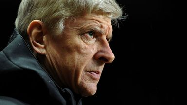 Arsene Wenger: says Arsenal must focus on improving their domestic form
